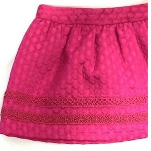 Genuine Kids From Oshkosh Skirt Pink Sz 18M.